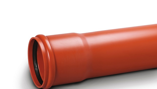 PVC rúra kanalizačná SN8