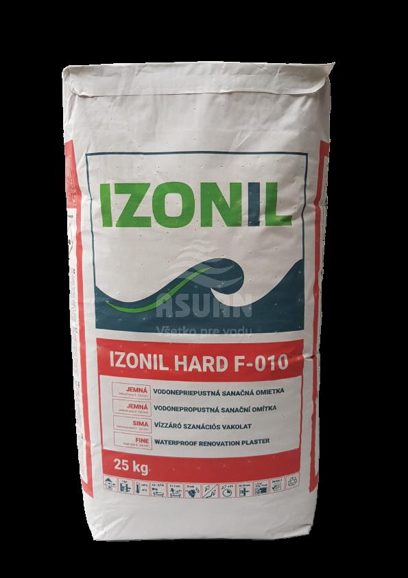 Omietka jemná IZONIL HARD F-010 (100% vodeodolná)