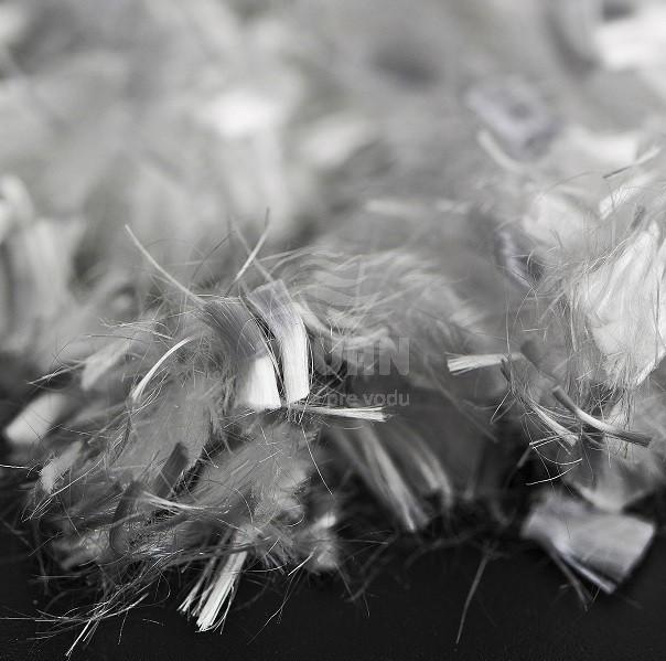 Polypropylénové vlákna do betónu Ideal fibres
